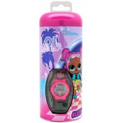 Rokas pulkstenis bērniem + krājkase L.O.L. Surprise!
