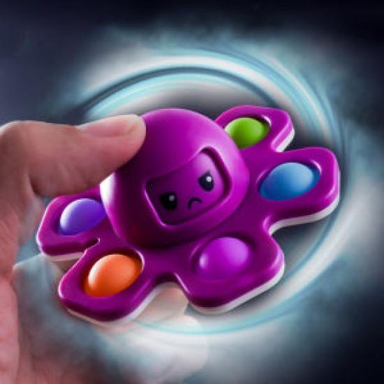Spēle Magic fidget octopus spinner