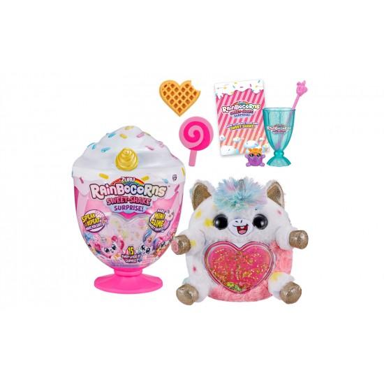 Pārsteiguma rotaļlieta RAINBOCORNS ZURU: Sweet Shake Surpris