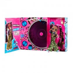 L.O.L. LOL Surprise Pārsteiguma lellīte OMG Remix Doll: HONE