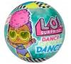 !L.O.L. LOL Surprise Pārsteiguma lellīte DANCE TOTS