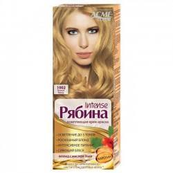 RJABINA matu krāsa (1002) siltais blonds