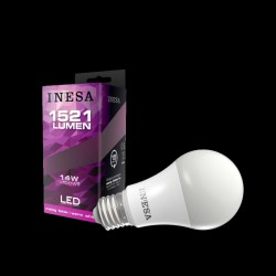 LED lampiņa A70/ E27/ 14W/ 240V INESA s